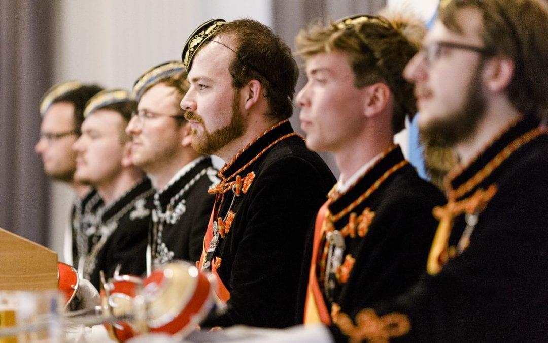 Kommers anlässlich des 115. Stiftungsfests